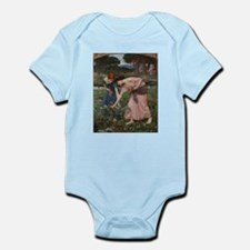Gather Ye Rosebuds While Ye M Infant Bodysuit