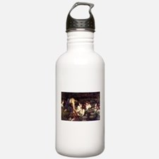 Hylas and the Nymphs Water Bottle