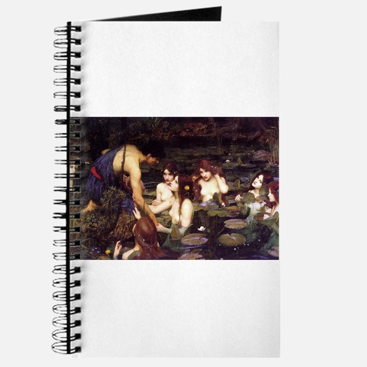Hylas and the Nymphs Journal