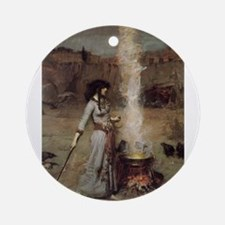 Magic Circle Ornament (Round)