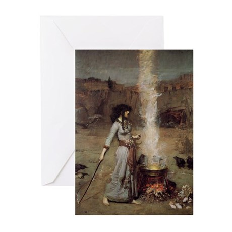 Magic Circle Greeting Cards (Pk of 10)