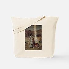 Magic Circle Tote Bag