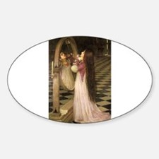 Mariana in the South Sticker (Oval)