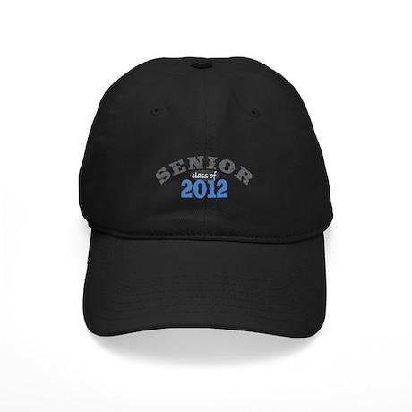Senior Class of 2012 Black Cap