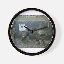 Cute Anvil Wall Clock