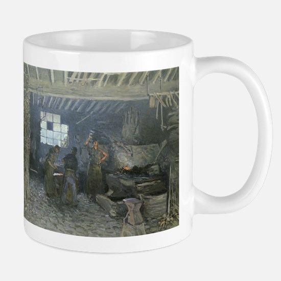 Cute Anvil Mug
