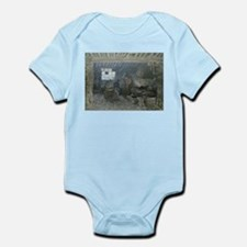 Cute Anvil Infant Bodysuit