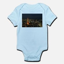 Tokyo tower Infant Creeper