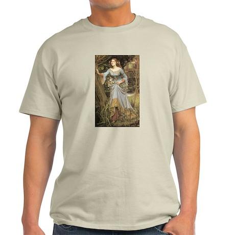 Ophelia (1905) Light T-Shirt