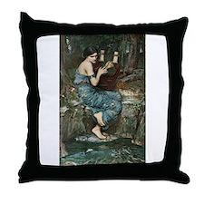 The Charmer Throw Pillow