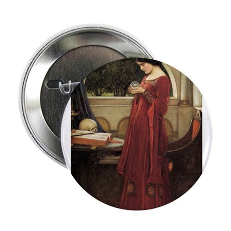 """The Crystal Ball 2.25"""" Button (100 pack)"""