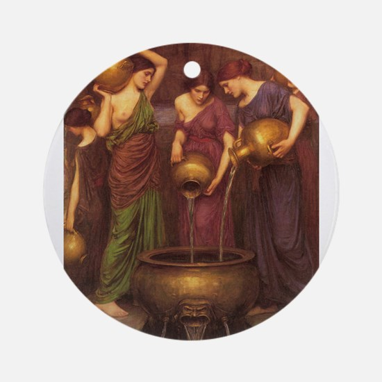 The Danaides Ornament (Round)