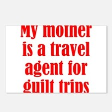 Mothers and Guilt Trips Postcards (Package of 8)