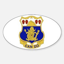 DUI - 3rd Bn - 15th Infantry Regt with Text Sticke