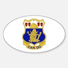 DUI - 3rd Bn - 15th Infantry Regt Decal