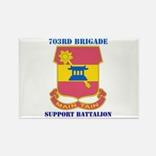 DUI - 703rd Bde - Support Bn with Text Rectangle M
