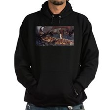 Ulysses and the Sirens Hoodie