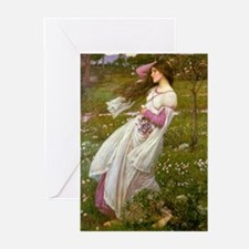 Windflowers Greeting Cards (Pk of 10)