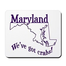 Vintage Maryland Mousepad