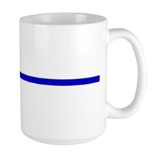 The Thin Blue Line Mug