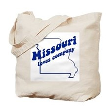 Vintage Missouri Tote Bag