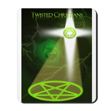 Twisted Christians Mousepad