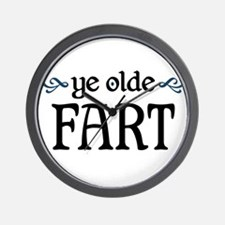 Ye Olde FART Wall Clock
