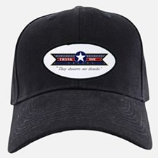 Thank You Troops Baseball Hat