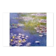 Nympheas at Giverny Postcards (Package of 8)