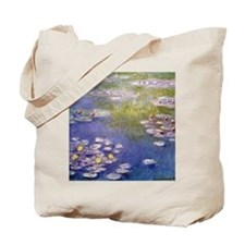 Nympheas at Giverny Tote Bag