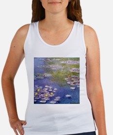 Nympheas at Giverny Women's Tank Top