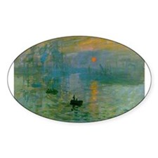 Impression, Sunrise Decal