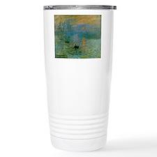 Impression, Sunrise Travel Mug