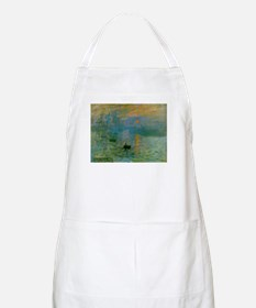 Impression, Sunrise Apron