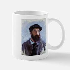 Self-Portrait With a Beret Mug