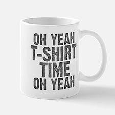 T-Shirt Time Mug