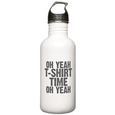 T-Shirt Time Water Bottle