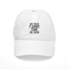 T-Shirt Time Baseball Baseball Cap