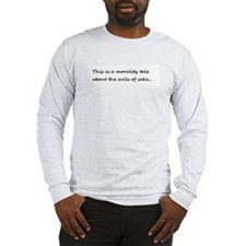 Funny Whedon Long Sleeve T-Shirt