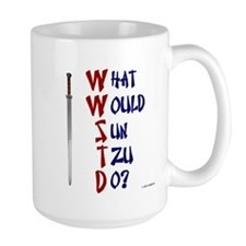 What Would Sun Tzu Do? Mug