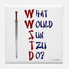What Would Sun Tzu Do? Tile Coaster