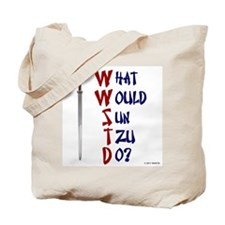 What Would Sun Tzu Do? Tote Bag