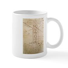 Design for Flying Machine Mug