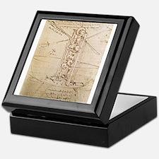 Design for Flying Machine Keepsake Box