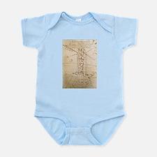 Design for Flying Machine Infant Bodysuit