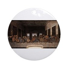 Last Supper Ornament (Round)