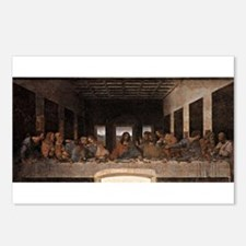 Last Supper Postcards (Package of 8)