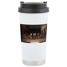 Last Supper Travel Coffee Mug