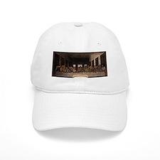 Last Supper Baseball Cap