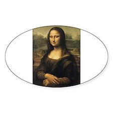 Mona Lisa Decal